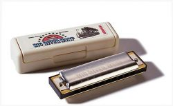 Губная гармошка Hohner Big River Harp M590087 G