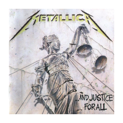 Пластинка виниловая METALLICA/ ...And Justice For All (2LP)