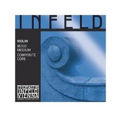 Струны для скрипки Thomastik Infeld Blue IB100